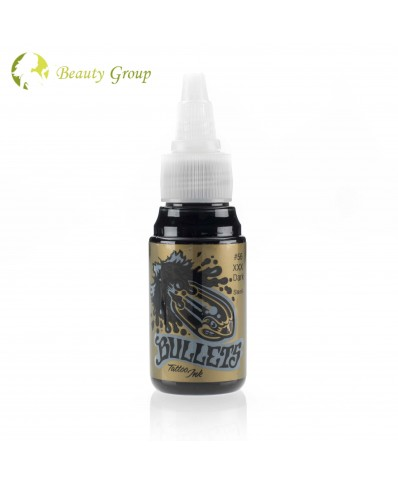 Bullets pigment (XXX Dark) 35ml./150 ml.
