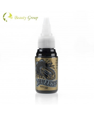 Bullets pigment (BLACK TRIBE) 35ml./150 ml.