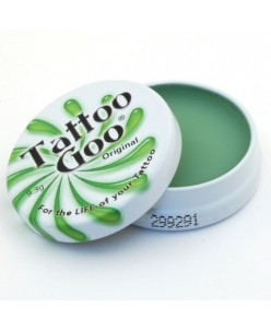 TATTOO GOO THE ORIGINAL AFTERCARE SALVE (21g.)