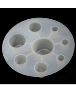 Plastic caps holder 8 holes