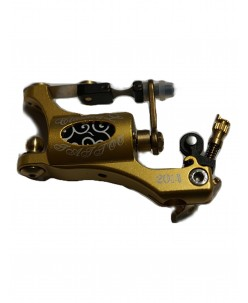 Rotary tattoo machine (gold)